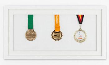 lijst voor medailles