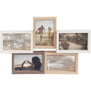 Set van 5 collagelijst Mixed Colours