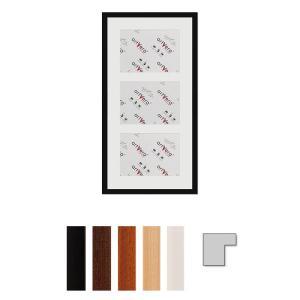 """Galerij lijst voor 3 """"Uppsala"""", 30x60 cm - 15x20 cm"""
