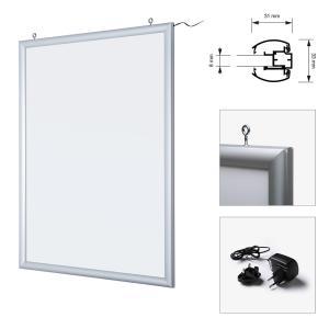 LED lijst voor affiche dubbelzijdig