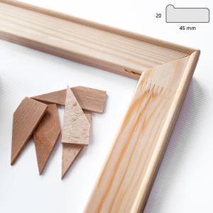 Spierraamn 4,5x1,9 cm