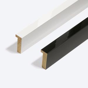 Lijst van hout Matrix B&W 20x52