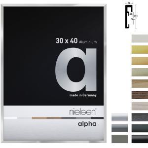Lijst van aluminium Alpha