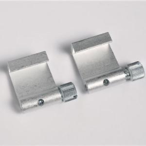 2 stukken hoeken van aluminium