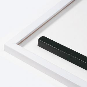 Lijst van hout Matrix B&W 20x20