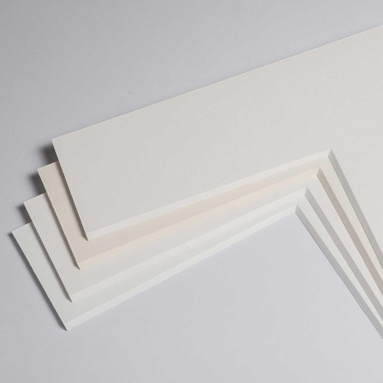 2,7 mm museumkarton met individueel knipsel