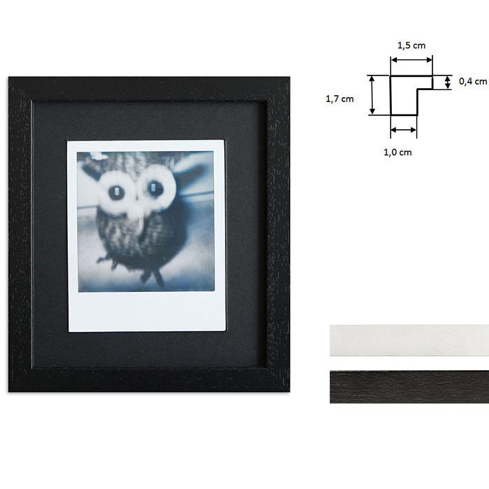 Lijst voor 1 directbeeld - Typ Polaroid 600