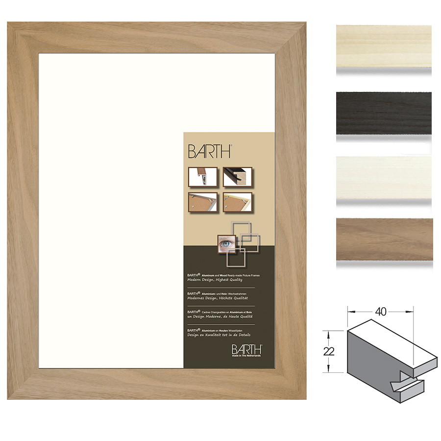 Lijst van hout serie 215