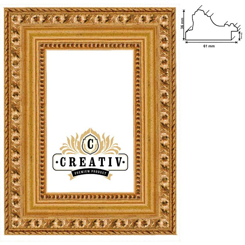 Baroklijst Rimini op maat