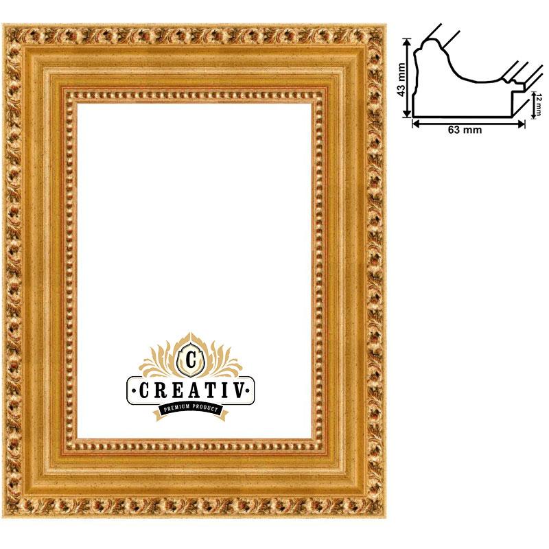 Baroklijst Ragusa
