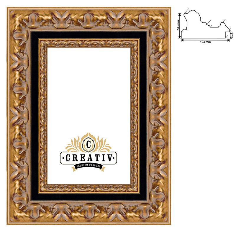 Baroklijst Vigevano