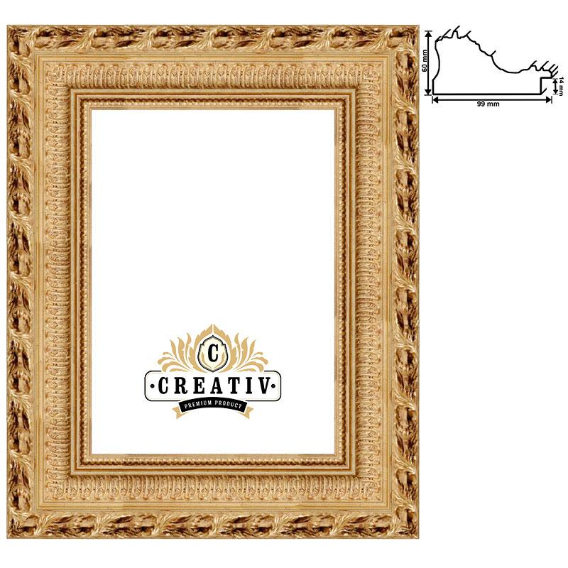 Baroklijst Vittoria op maat