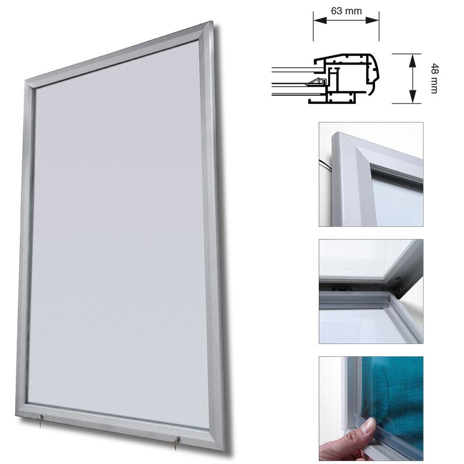 LED lijst voor affiche voor buiten