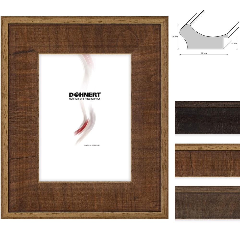Lijst van hout op maat Maladon
