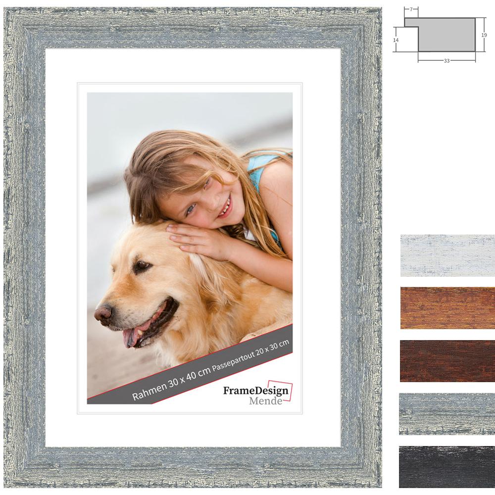 Lijst van hout op maat Kalambo