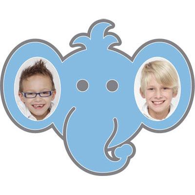 "Passe-partout met motief ""olifant"""
