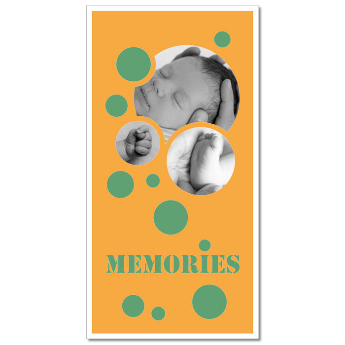 "Thema passe-partout ""Memories"""