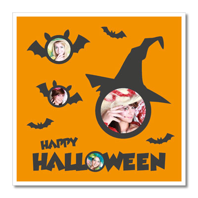 """Thema passe-partout """"Halloween"""""""