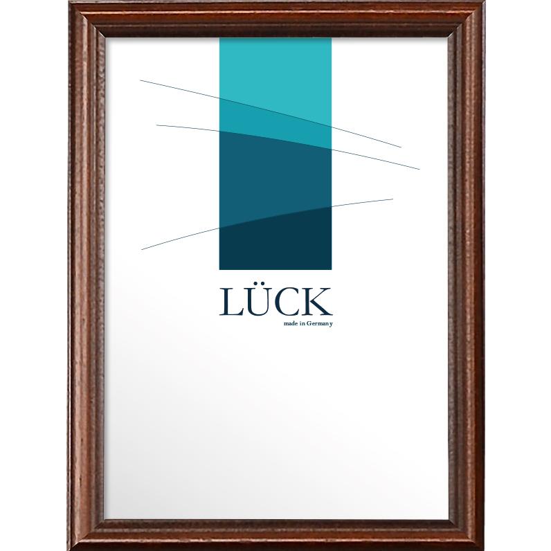 Lijst van hout Ottenbach 7x10 cm | noot | normaalglas
