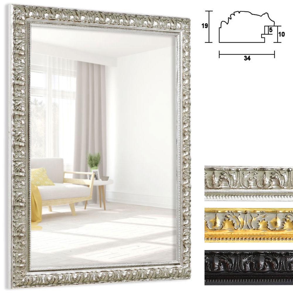 Spiegellijst Cassis