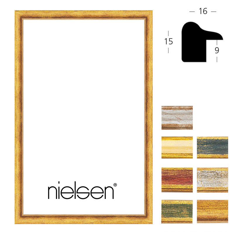 Lijst van hout Classica 16