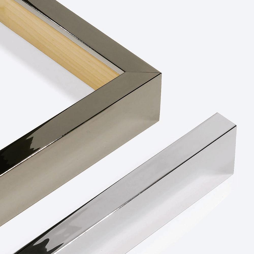 Lijst van hout Matrix 20x52