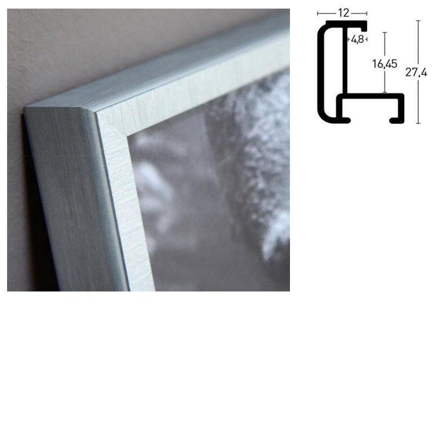 Lijst van aluminium op maat, profil 179
