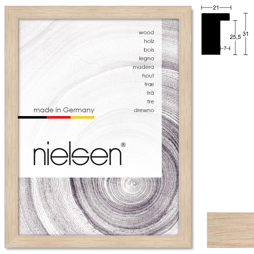 Lijst van hout op maat, Oakwoods 21x31