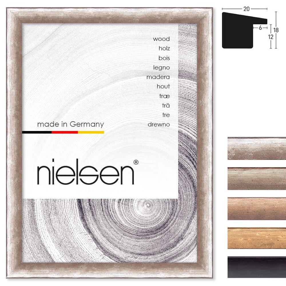Lijst van hout Metalia 20