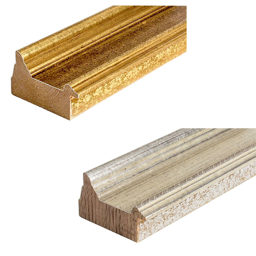 Lijst van hout Vienna 72