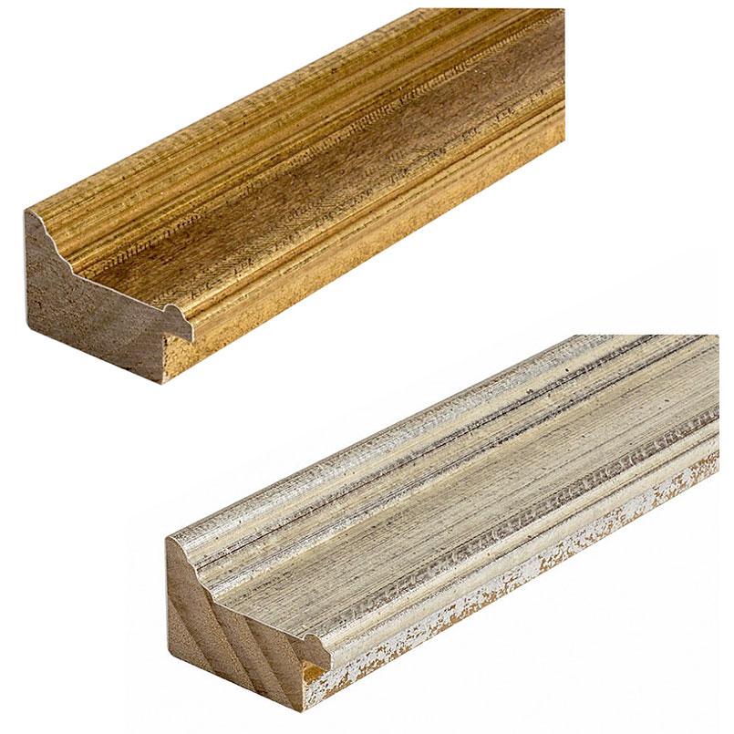 Lijst van hout Vienna 50