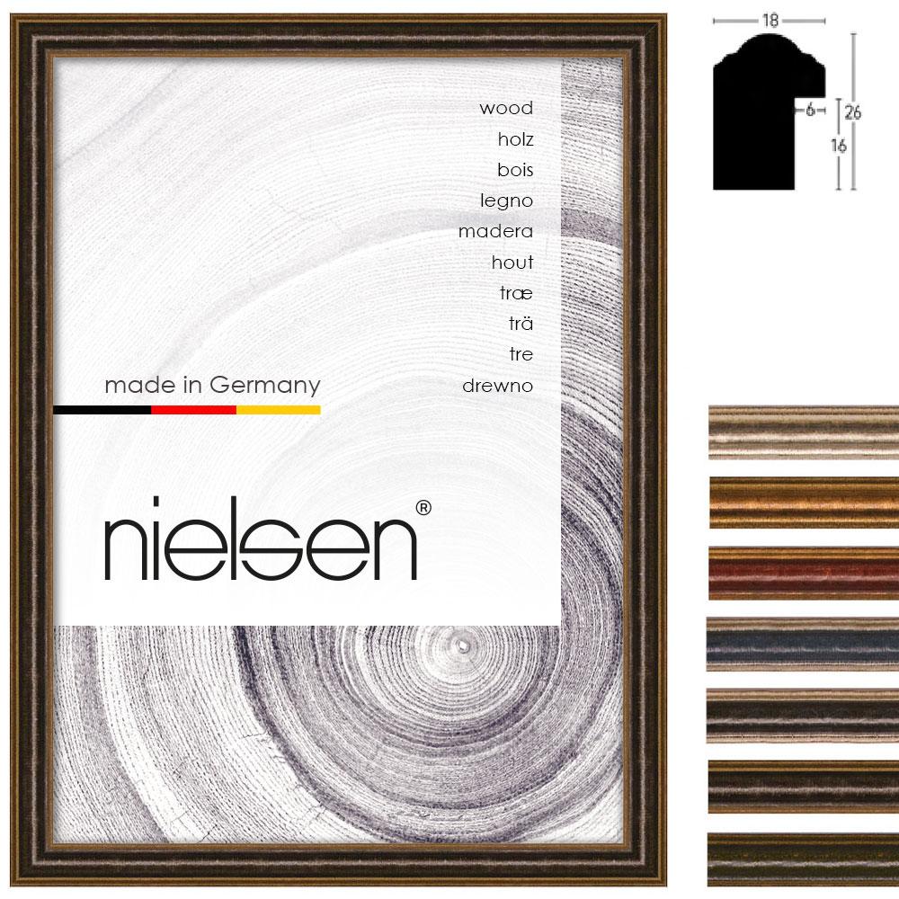 Lijst van hout Palladio Color 18