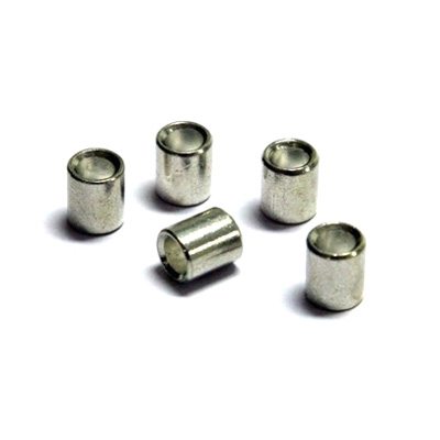 100 stukken persogen voor staalkoord (1,3mm)