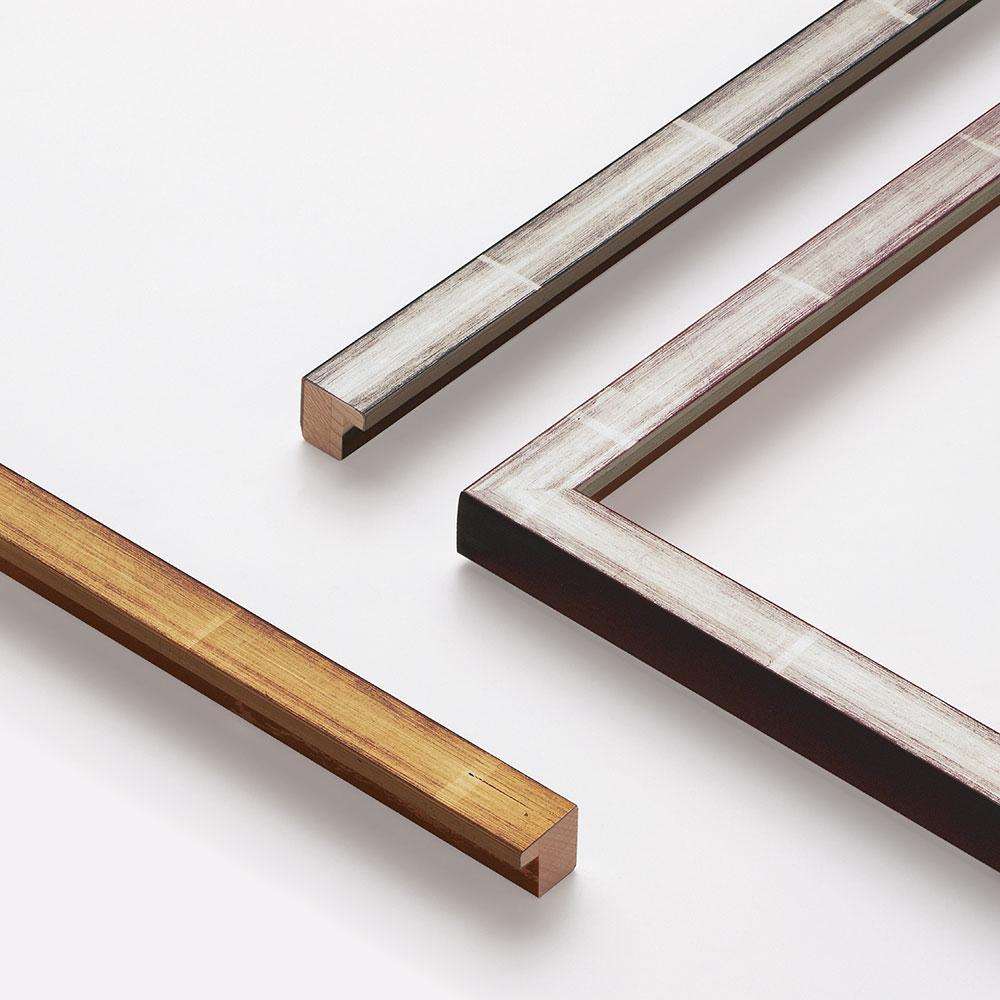 Lijst van hout Guazzo 20x22