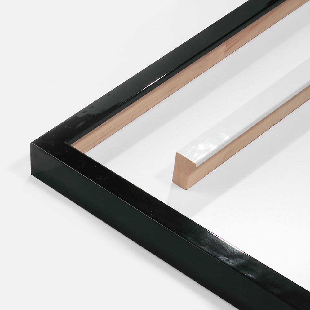 Lijst van hout op maat, Matrix B&W 20x34