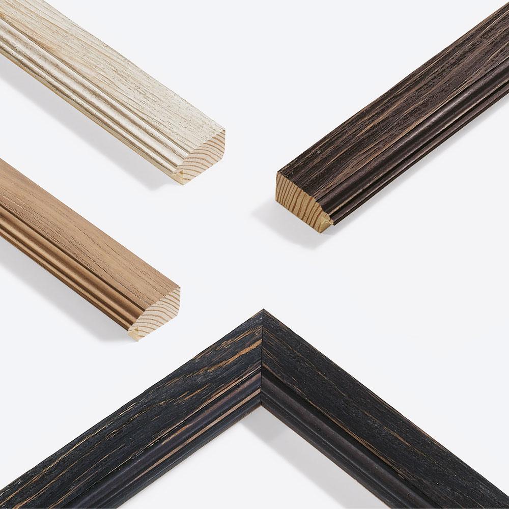 Lijst van hout op maat, Chalet 41