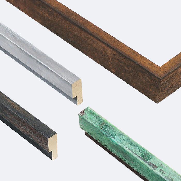 Lijst van hout Officina 20