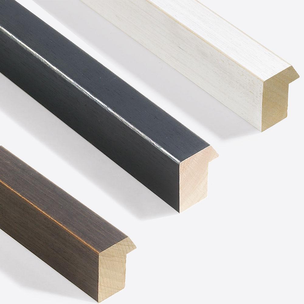 Lijst van hout op maat, Modern Shabby 35