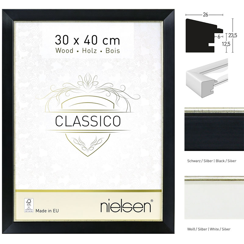 Lijst van hout Classico