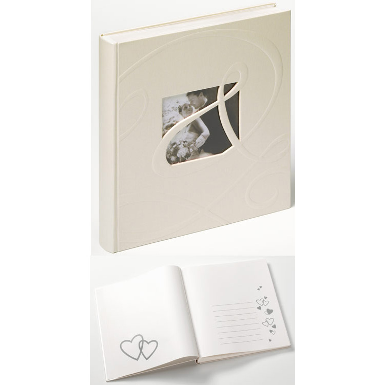 """Album voor huwelijk """"Ti amo"""""""